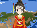 Around The World Dress Up