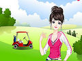 The Lively Golf Girl Dress Up
