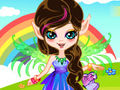 Rainbow Fairy Dress Up