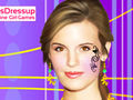 Maggie Grace Make Over