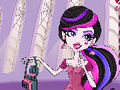 Monster High Draculaura Hairstyle