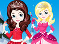 Ice Princess Dress Up