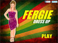 Fergie Dress Up