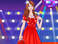 Popular Girl Party Dress Up