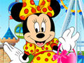Minnie Mouse dating dress up