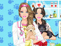 Girl Pet Doctor