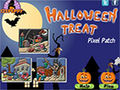 Halloween Treat Pixel Patch