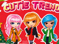 Cutie TrendChristmas dating dress up