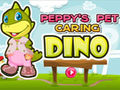 Peppy's Pet Caring Dino