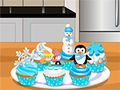 Bake Winter Cupcake