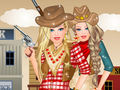 Barbie Western Princess