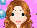Princess Sofia Christmas Makeover