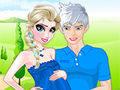 Elsa and Jack Become Parents