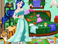 Princess Jasmine Bedroom Cleaning