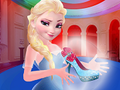 Elsa Magic Shoes