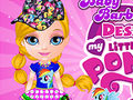 Baby Barbie Design My Little Pony Dress