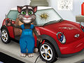 Talking Tom Car Fix