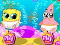 Spongebob And Patrick Babies