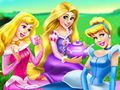 Disney Princesses Picnic Day