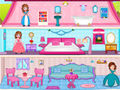 Princess Sofia Doll House Decor