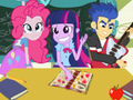 Equestria Naughty School Day