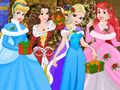 Disney Princess Christmas Eve