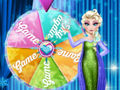 Elsa Wheel of Fortune