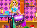 Rapunzel DIY Purse D cor