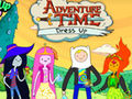 Adventure Time Dress Up Game