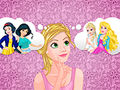 Rapunzel Team Choice