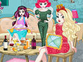Ever After High Pajama Party