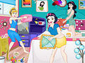 Princess Pillow Fight