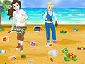 Princesses Beach Cleaning
