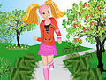 Jogging Girl Dress Up