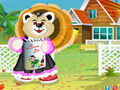 Cudldy Teddy Bear Dress Up