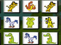 Animal Cards Memory Game