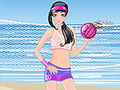 Beach Volleyball Dress Up