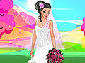 Blossom Wedding Dress Up