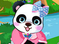 Cute Panda Dress Up