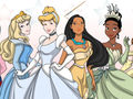 Disney Princesess Coloring