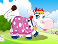 Farm Cow Dressup