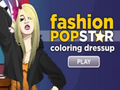 Fashion Pop Star Dress Up
