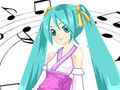 Hatsune Miku Dress Up