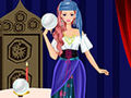 Cute Fortune Teller Dress Up