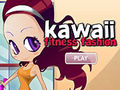 Kawaii Fitness Fashion