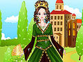 Medieval Gown Dress Up