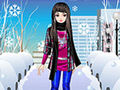 Winter in the City Dress Up