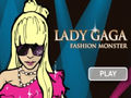 Lady Gaga Fashion Monster