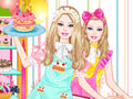 Barbie Pastry Chef Dress Up