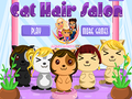 Cat Hair Salon